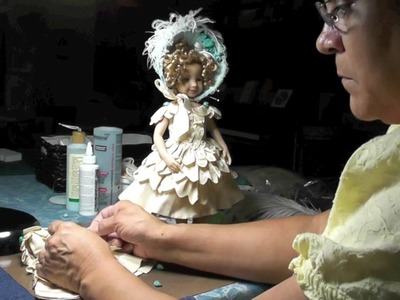 "Making Dianna Effner's Little Darling #3 ""Little Colonel"" From MDCC"