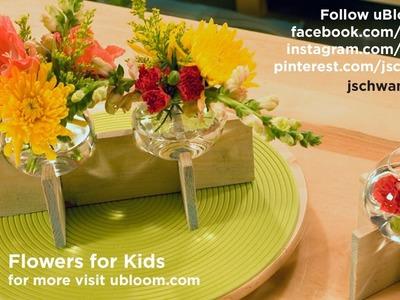 Marketing Flowers for Kids!