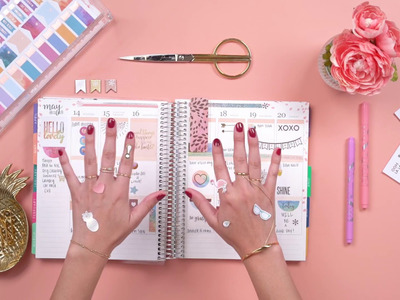 Plan With Me - A Day in the Life(Planner™)