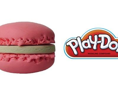 Play Doh Macaron