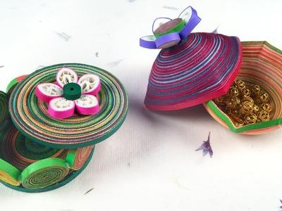 Quilling Trinket Jewellery Box | Jewellery Box