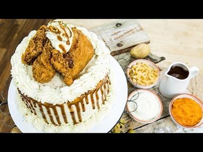 Recipe - Bree Miller's Soul Food Cake - Hallmark Channel