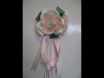 Stunning Shabby Wedding Flower Tutorial - jennings644