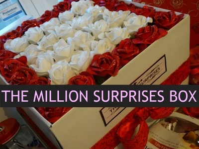 THE MILLION SURPRISES BOX