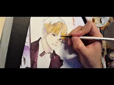 [BTS] Doodle Speedpaint