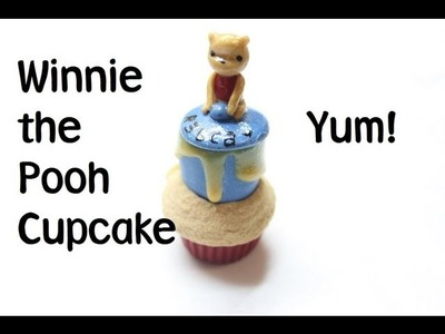 Charm Spotlight #6: Winnie the Pooh Cupcake (0903photography Inspired!)