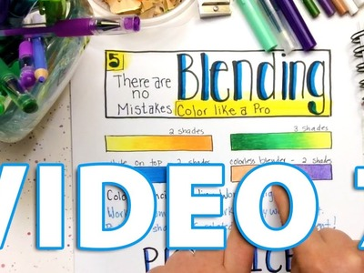Color Like a Pro: Blending (Video 7 of 8)