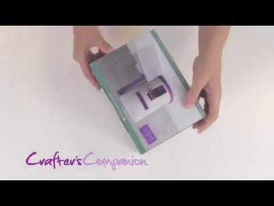 Crafter's Companion - Diamond Press - How to