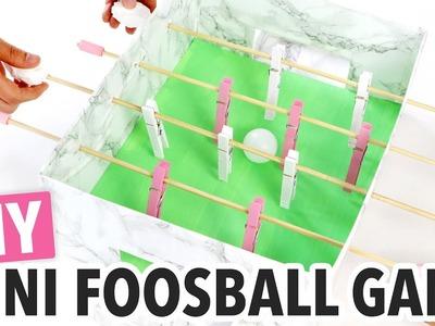 DIY Tabletop Foosball Game! - HGTV Handmade