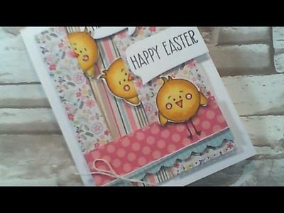Easter Card Series   Card 1