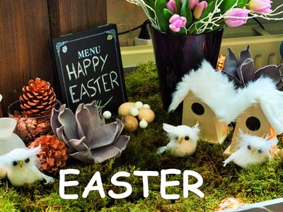 Easter home tour 2016