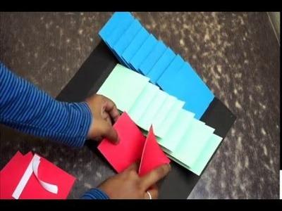 Flip Flop Mini Album Tutorial | The Sucrafts