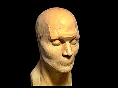 Head Sculpture Planes of the Head 01