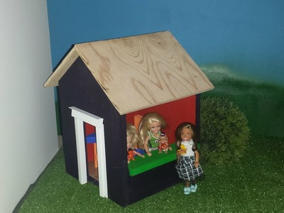 How to make a Doll Play House