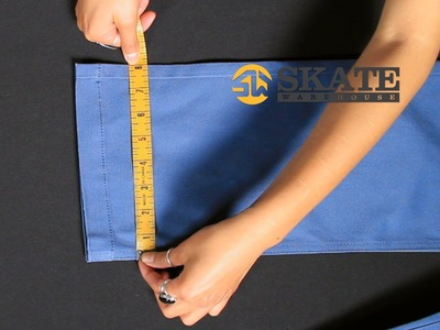 How To Measure Inseam, Pant Rise & Pant Leg Opening