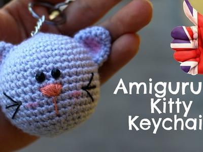 Keychain kitty Amigurumi | World Of Amigurumi