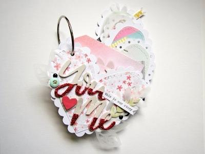 Make It Mini Album - Perfect for Valentine's Day!