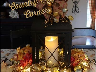 *New* Easter Decorating Series: Cozy Corner & Lantern Centerpiece