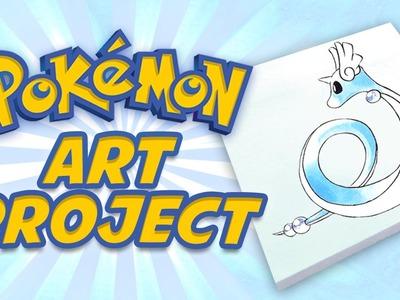 Pokemon Art Project