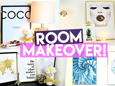 ROOM TOUR 2017! Room Decor Hacks You NEED TO Know!
