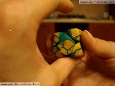 Sarubbest - Tutorial Paste Polimeriche: come creare una cane in Fimo a sezione quadrata