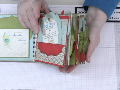Stampin' Up Everyday Enchantment Journal .m2t