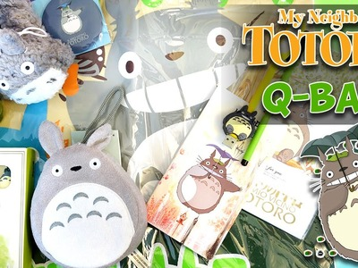 Studio Ghibli My Neighbor Totoro Q-bag - Kawaii Monthly Subscription Box
