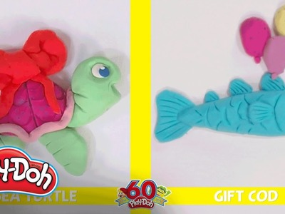 'The Play-Doh Compound 60th Birthday Challenge' Fast Build | Play-Doh