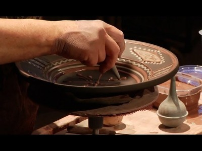 """""""The Potter's Art: Turning, Shaping and Decorating the Pottery of 'Art in Clay' """" by Mary Farrell"""