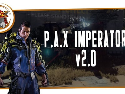 THE SURGE - HOW TO GET THE P.A.X IMPERATOR v2.0!