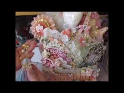 Valentine Series Episode #30 (Last episode): Loaded Bag with some tutorials