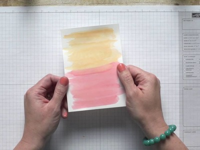 Watercolor Lifting with Brandi Barnard