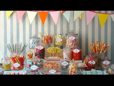 Wedding Dessert Table | Spectacular | Beautiful Wedding Ideas And Themes
