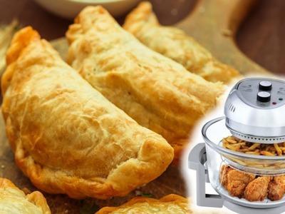 Beef Empanadas - airfryer recipe - healthy recipe channel - how to make empanadas -big boss airfryer
