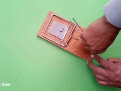Best Homemade Victor Mice Trap | DIY Best Rat Trap