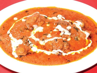 Chicken Butter Masala - How To Make Restaurant Style Butter Chicken At Home