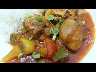 Chicken Jalfrezi. HOW TO MAKE JALFRIZI EASY WAY