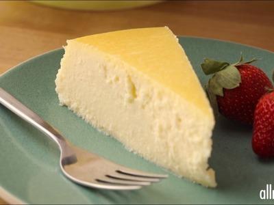 Dessert Recipes - How to Make Italian Cream Cheese and Ricotta Cheesecake