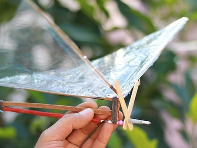 DIY Rubber Band Butterfly - How to Make a Rubber Band Butterfly