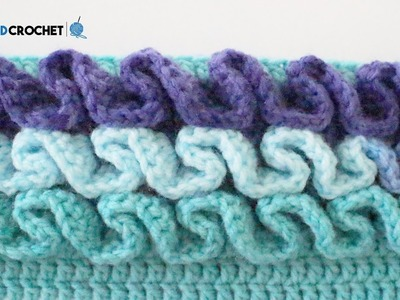 How to Crochet Ruffles