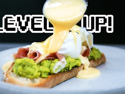 How To LEVEL UP Hollandaise Sauce