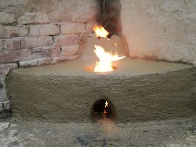 How to make a clay stove ❤ Matti ka Chulha ❤ Primitive Technology ❤ Village Food Secrets
