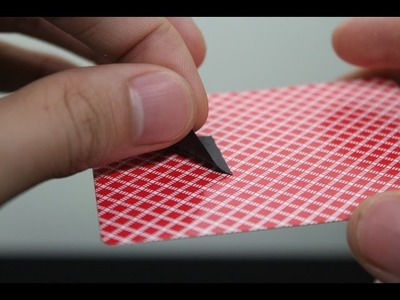 How To Make A Hole Disappear Magic Trick