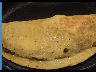 How to. Make a Killer Mushroom Omelette