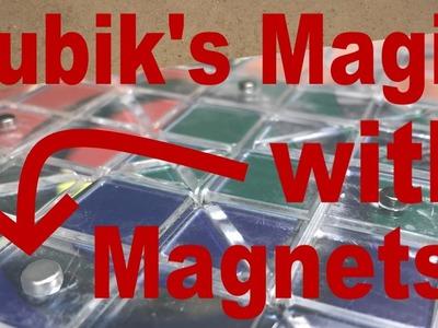 How to Make a Magnetic Rubik's Magic