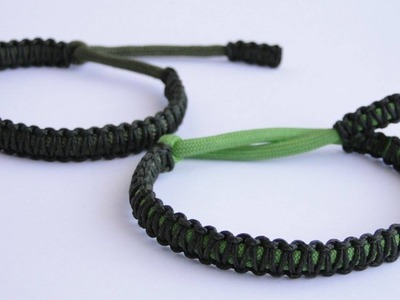 "How to Make a Mini ""Mad Max Style"" Paracord Survival Bracelet"