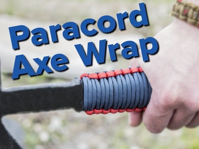 How To Make A Paracord Handle Wrap