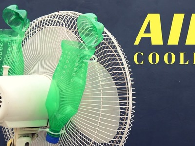 How to make Air Conditioner | AC Homemade Idea