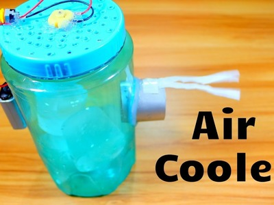 How to make beautiful air cooler in the house - amazing and simple
