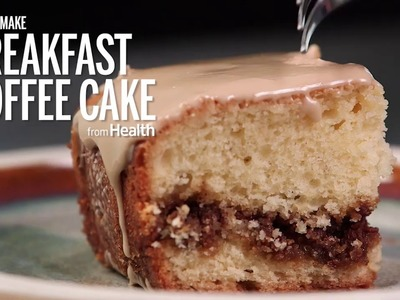 How to Make Breakfast Coffee Cake | Health